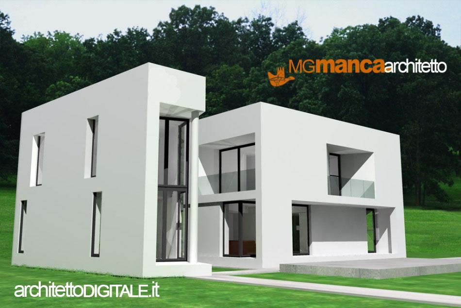 Edilizia residenziale architetto digitale for Progetto online casa