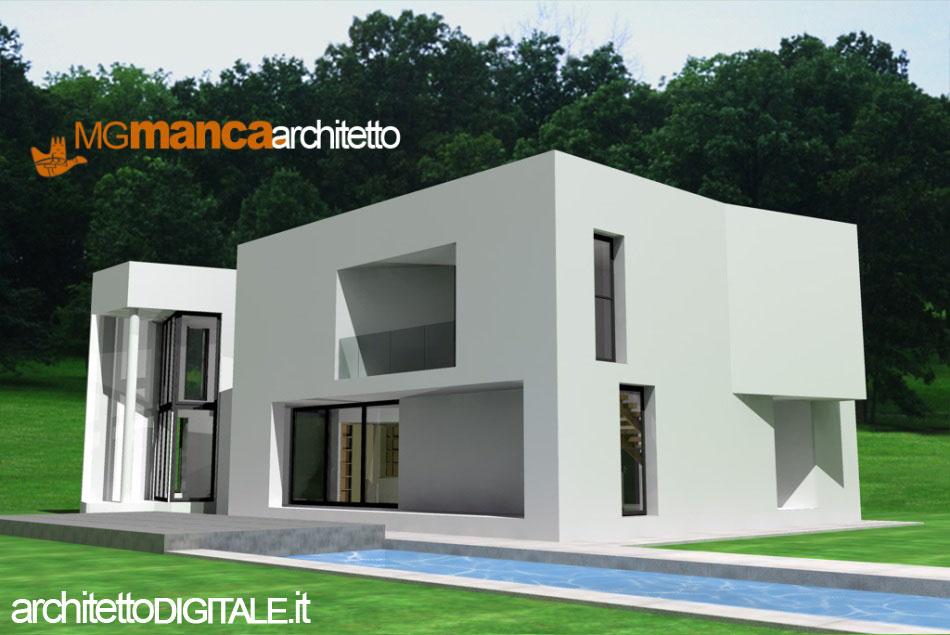 Arredatore on line architetto architetto for Ville in campagna progetti