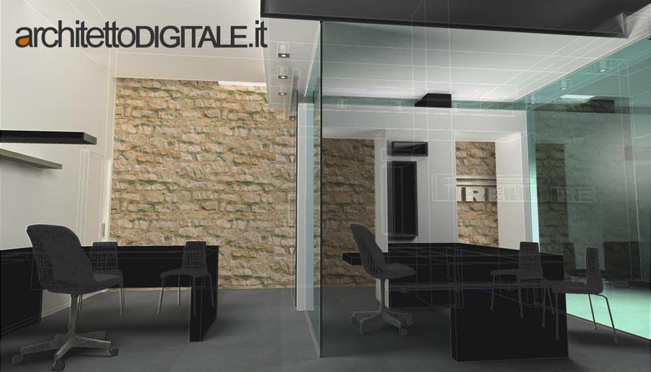 Ristrutturazione attivita 39 architetto digitale for Arredamento per agenzia immobiliare