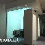 VISTA 3D -RENDER FOTOREALISTICO- DEL PROGETTO DI INTERNI DELL'UFFICIO IMMOBILIARE