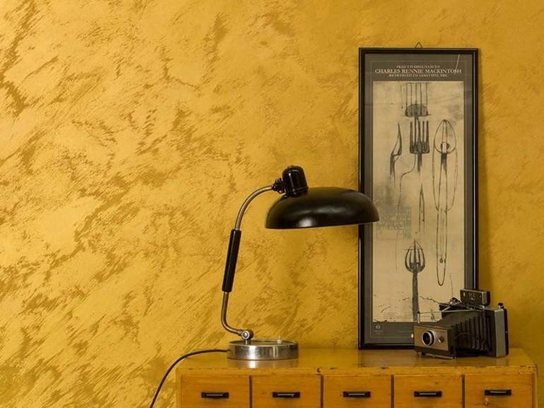 finitura decorativa con riflessi perlescenti oro o argento BY VIERO