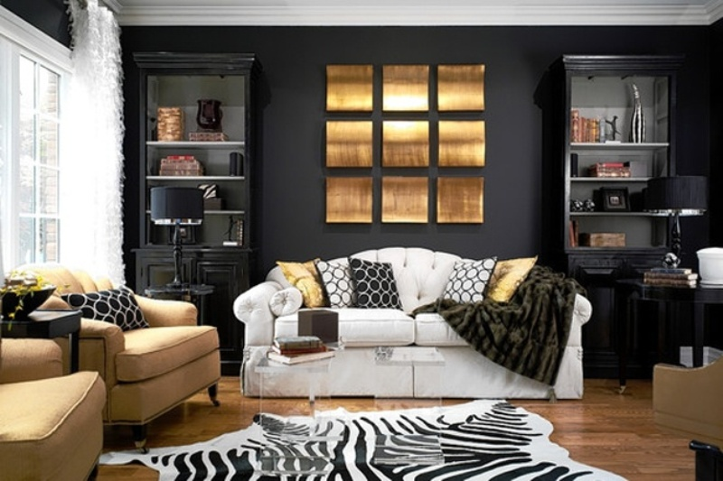 Suggestions For Painting A Bedroom Wall Black Apartment Therapy