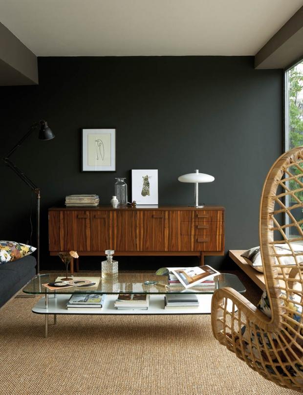 Come scegliere il colore delle pareti architetto digitale - Peinture salon tendance ...