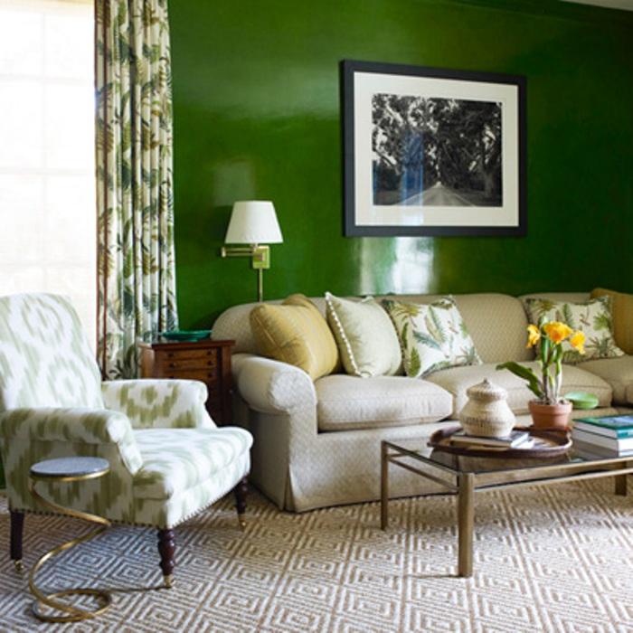 come scegliere il colore delle pareti | architetto digitale - Colore Parete Soggiorno Classico 2