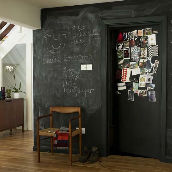 Come scegliere il colore delle pareti architetto digitale - Pittura lavagna cucina ...