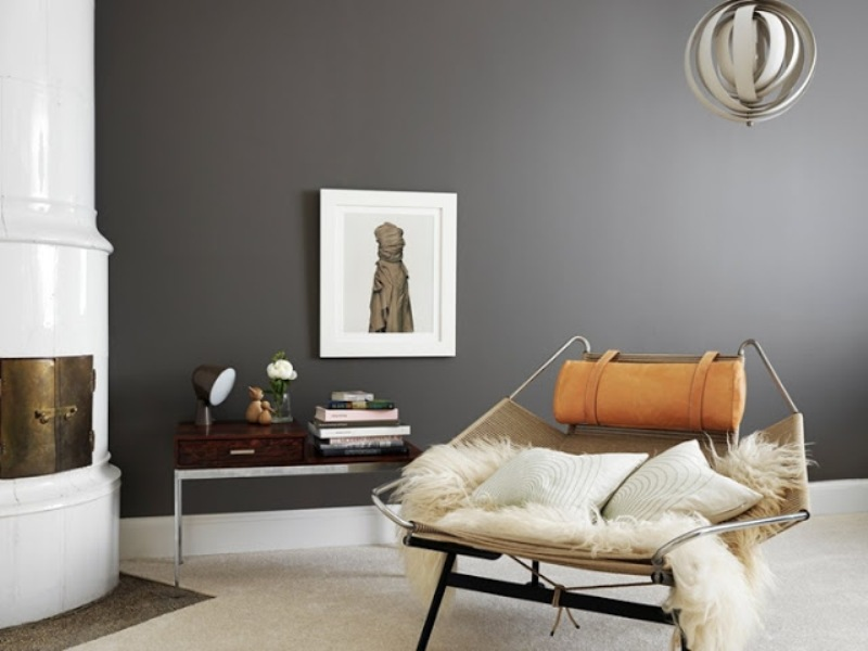 come scegliere il colore delle pareti | architetto digitale - Colori Soggiorno Grigio
