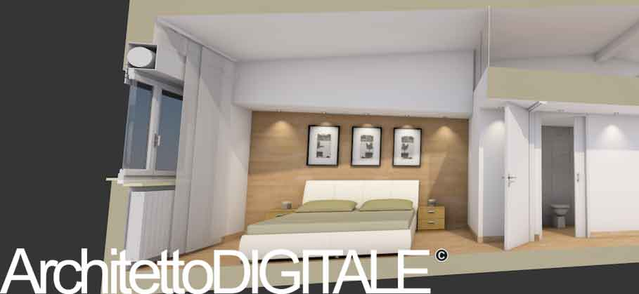 Designer di interni architetto digitale for Architetto interni online