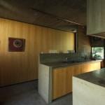 Besonías Almeida House - vista della cucina