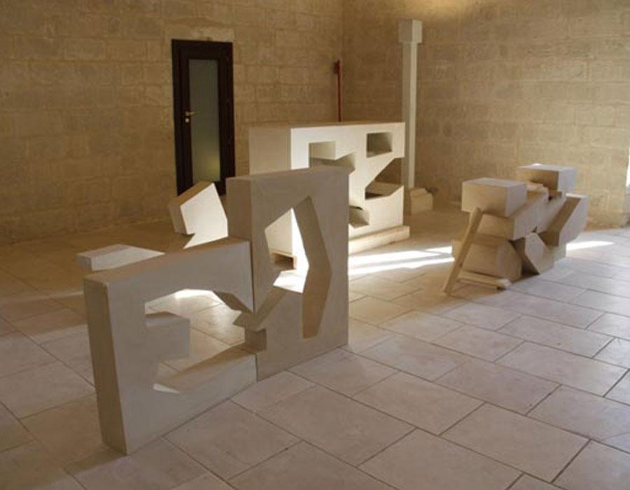 La pietra leccese negli interni architetto digitale for Architetti d interni famosi