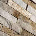 Rivestimento in pietra delle pareti