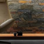 arredare con il rivestimento in pietra