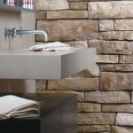 pietra nel bagno