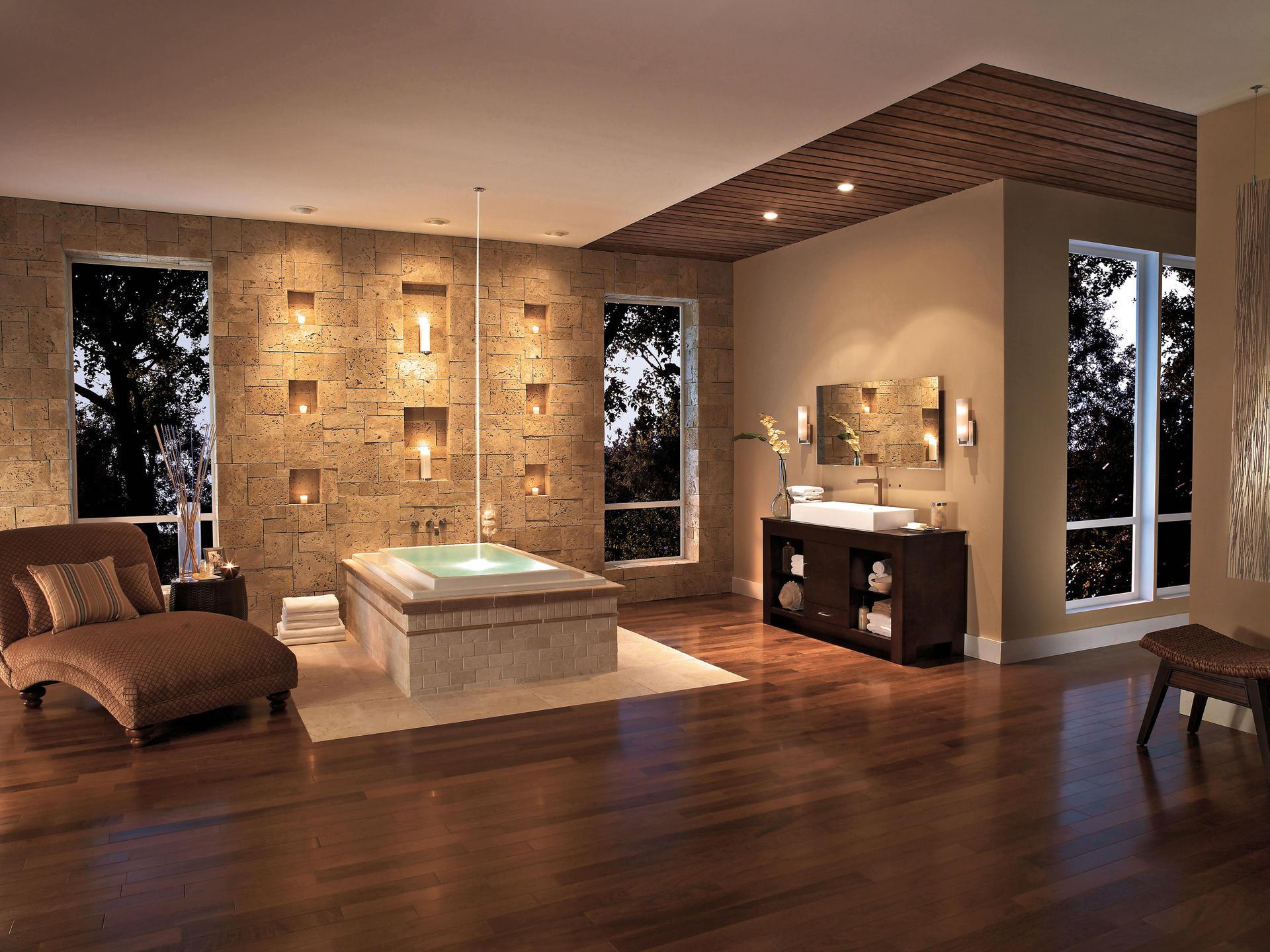 Bagno In Pietra Ricostruita : Rivestimento in pietra delle pareti architetto digitale