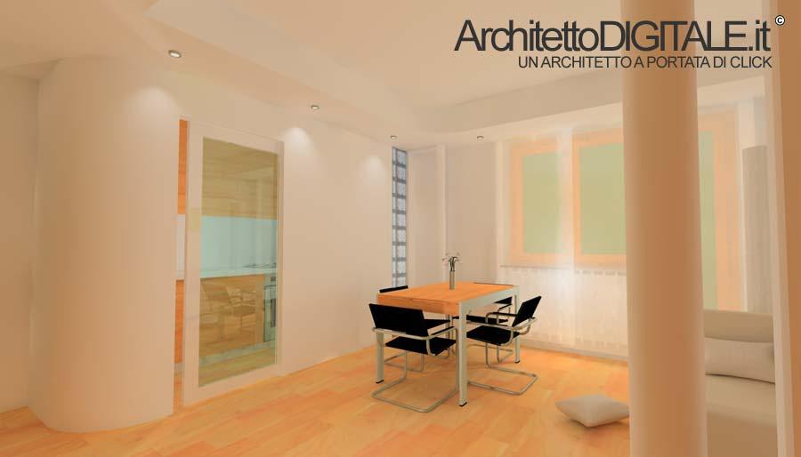 Arredatore online 6 architetto digitale - Design degli interni roma ...