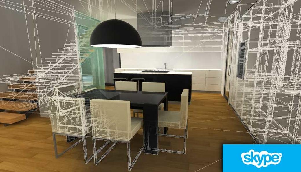 Architetto digitale architetto online di interni for Consulenza architetto online