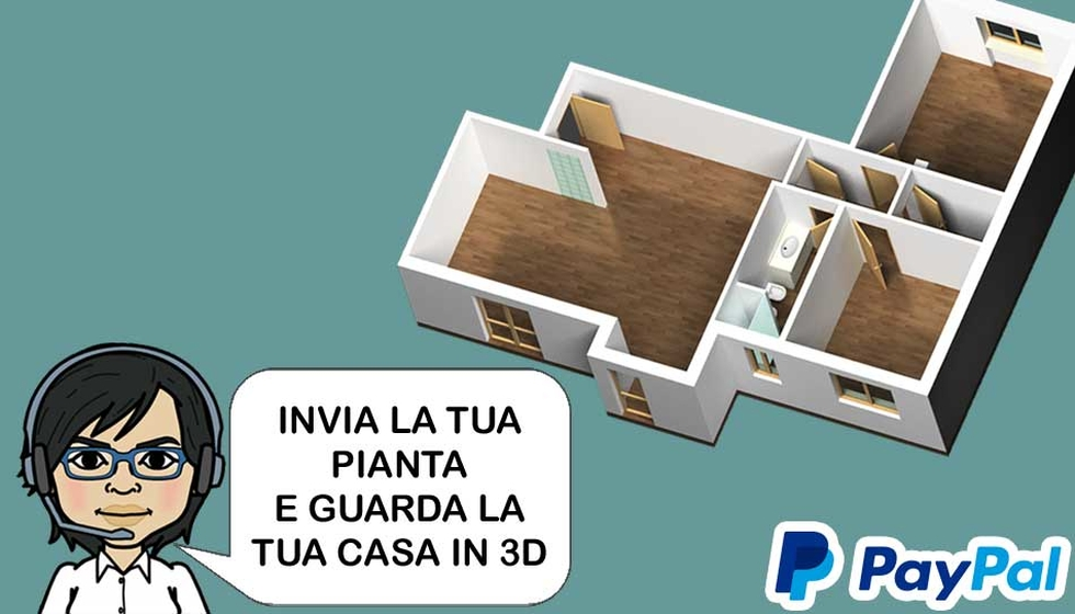 Architetto online di interni for Architetto on line