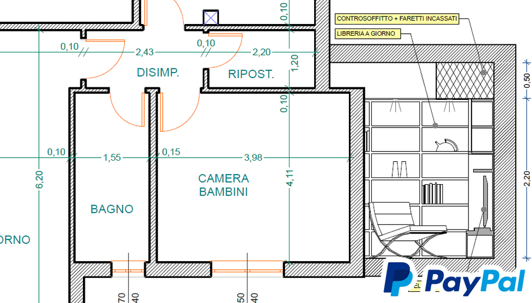 Architetto digitale architetto online di interni for Architetto gratis online