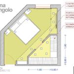 Misure Di Un Armadio Ad Angolo.Come Progettare Una Cabina Armadio Architetto Digitale