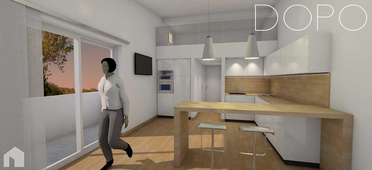 Interni di abitazioni architetto digitale for Architetto interni on line