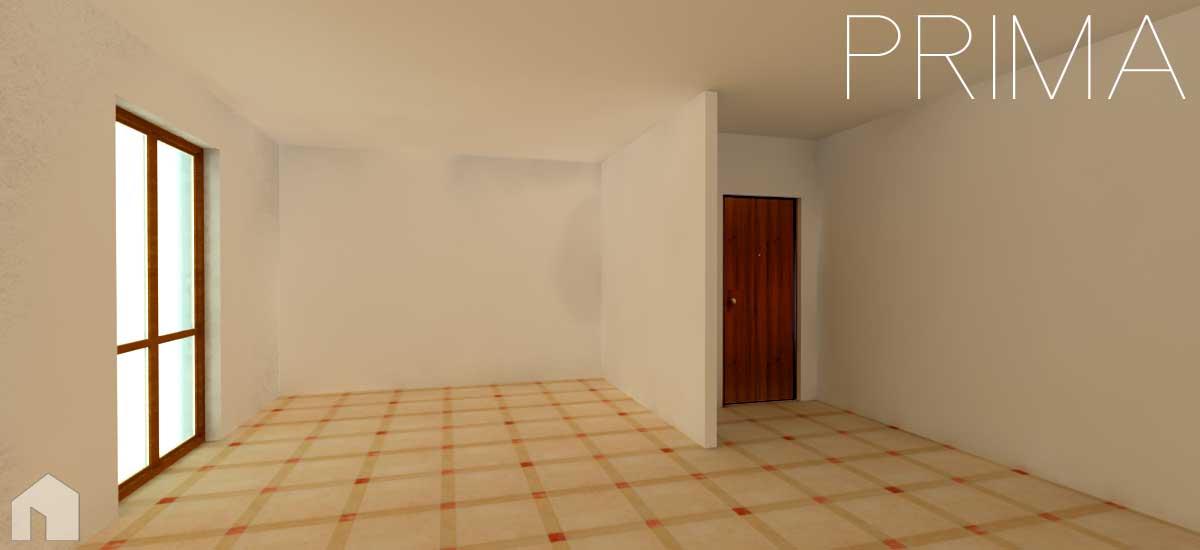 Interni di abitazioni architetto digitale for Progetto casa interni