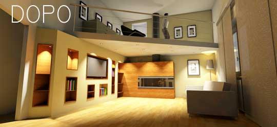 Progettazione interni architetto digitale for Progettazioni interni