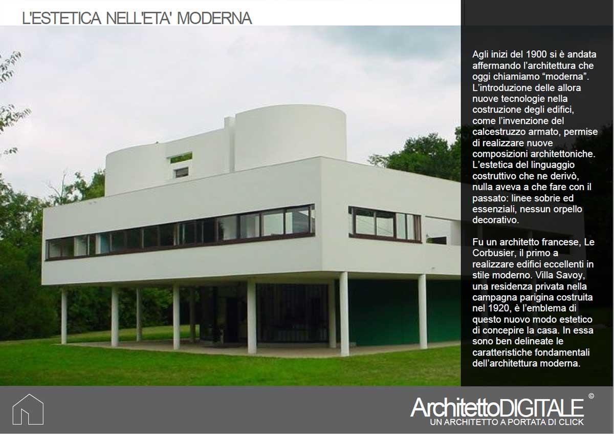 Progetto casa estetica moderna architetto digitale for Progetto casa moderna nuova costruzione