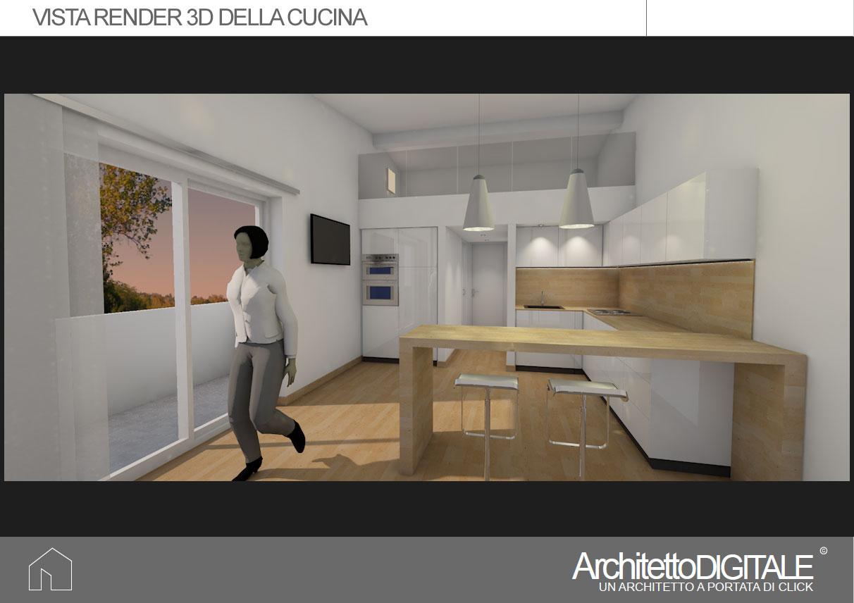 Un architetto online per la tua casa architetto digitale for Architetto d interni online
